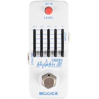 Mooer Graphic B Bass Equalizer