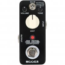 Mooer Blade Distortion Pedal