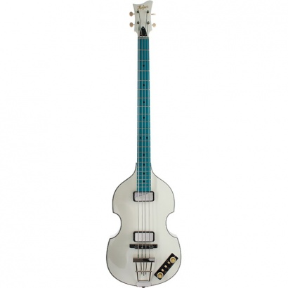Hofner Eco Violin Bass Ivory Limited Edition
