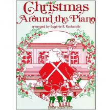 Kjos Christmas Around the Piano Buch (englischsprachig)