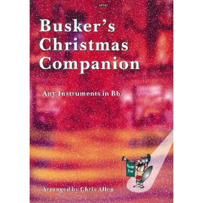 Spartan Press - Busker's Christmas Companion (englischsprachig)