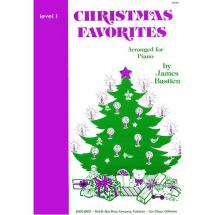 Kjos Christmas Favorites Level 1 Buch (englischsprachig)
