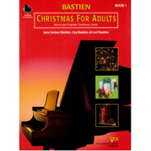 Kjos Christmas for Adults Book 1 Buch (englischsprachig)