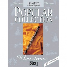 Dux - Popular Collection Christmas für Flöte