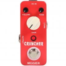 Mooer Cruncher Distortion Effektpedal