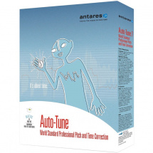 Antares Auto-Tune 8 (download) Pitch-Correction-Software