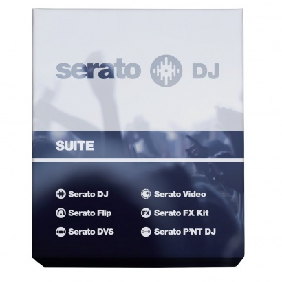 Serato DJ Suite  Software-Paket (Download)
