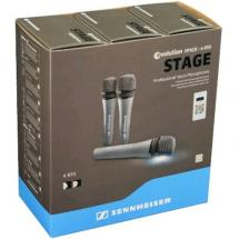 Sennheiser Evolution 3er-Pack e835 Mikrofon-Bundle