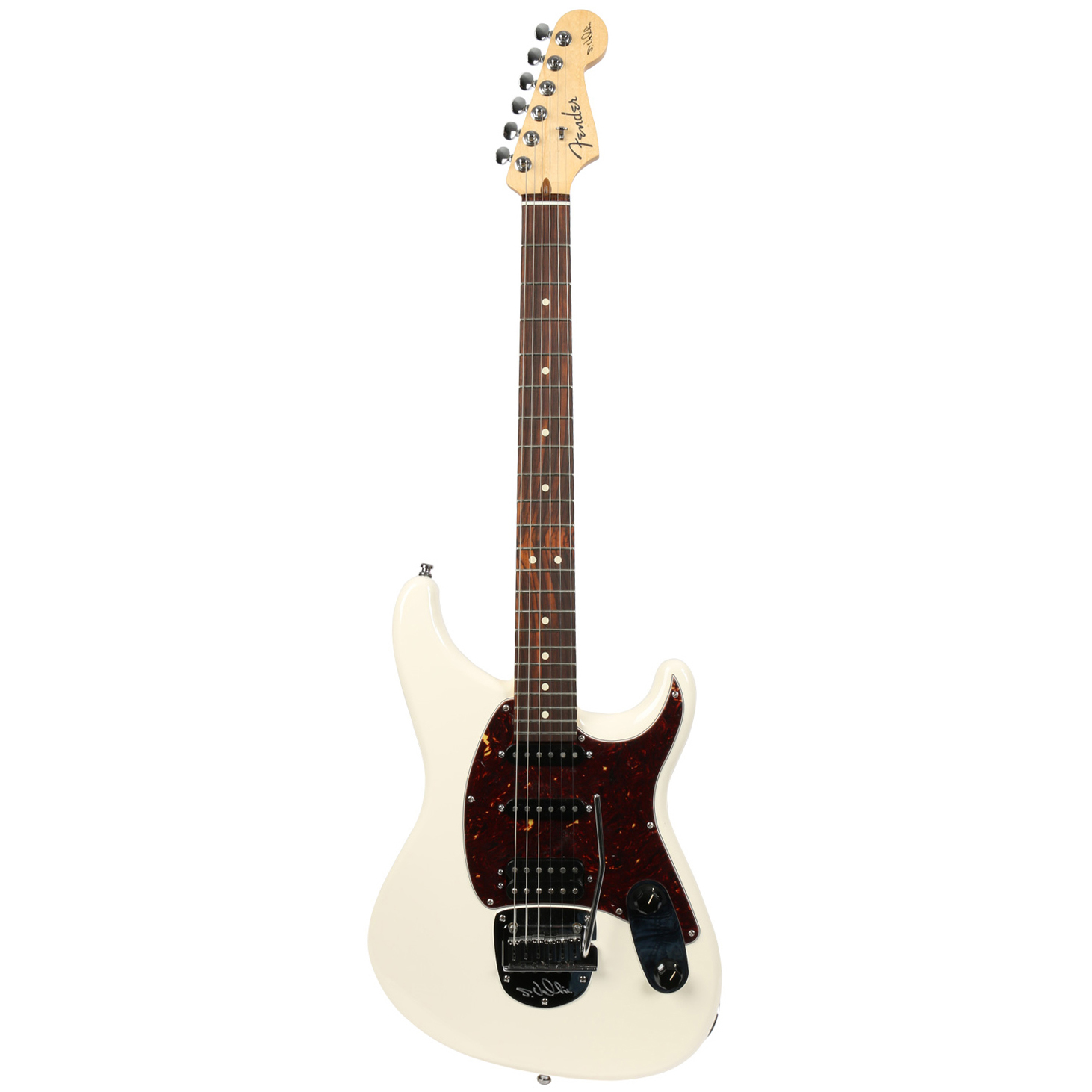 fender sergio vallin rw olympic white e gitarre kaufen bax shop. Black Bedroom Furniture Sets. Home Design Ideas