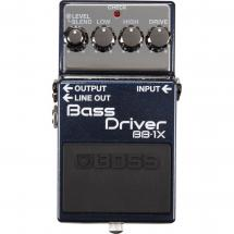 Boss BB-1X Bass Driver Bass Overdrive