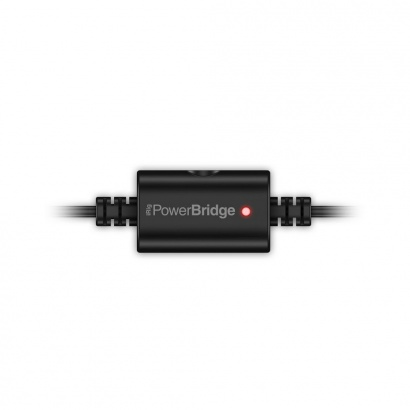 IK Multimedia iRig Powerbridge Lightning <-> Mini-USB-Converter