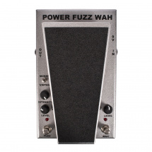Morley M2 Cliff Burton Tribute Series Power Fuzz Wah