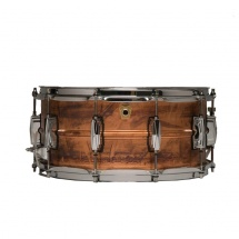 Ludwig LC661 Raw Copperphonic 14 x 5 Zoll Snaredrum