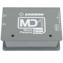Samson MD1 passive DI-Box