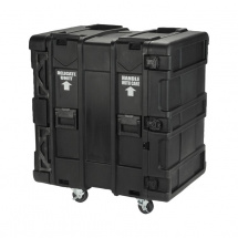 SKB 16 HE Roto Shockmount Rack Case - 24 483x712x609 mm