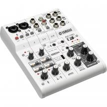 Yamaha AG06 Webcasting-Mixer & USB-Audiointerface
