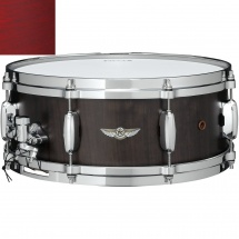 Tama TWS1455-RBW Star Walnut Snare Red Burgundy Walnut 14 x 5,5