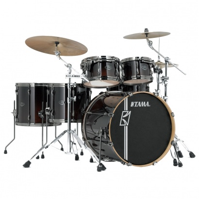 Tama ML62HZBNS-DMF Superstar HD Maple Dark Mocha Fade