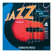 Thomastik-Infeld JF344 Jazz Flat Wound Long Scale