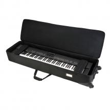 SKB soft case Softcase mit Rollen für 88-Tasten-Keyboard, 1467 x 394 x 172 mm