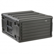 SKB 6 HE Roto Molded Rack 483x267x447 mm