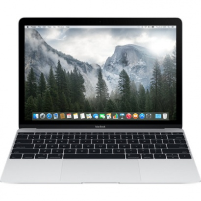 Apple MacBook Silver 1.2 GHz 12-Zoll Retina Display