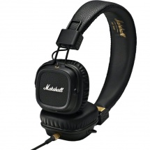 Marshall Lifestyle Major II Black Kopfhörer
