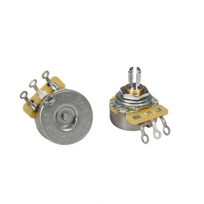 CTS  USA CTS500-A61 500K logarithmisches Potentiometer (Short Bushing)