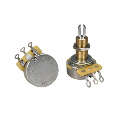 CTS USA CTS250-A63 250K logarithmisches Potentiometer (Long Bushing)