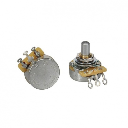 CTS USA CTS250-A57 250K logaritmisches Potentiometer (Short Bushing)
