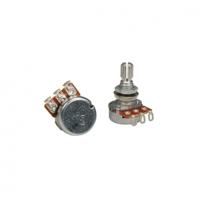 Alpha ALPS500-A48 500K logarithmisches Potentiometer 10mm Bushing Small