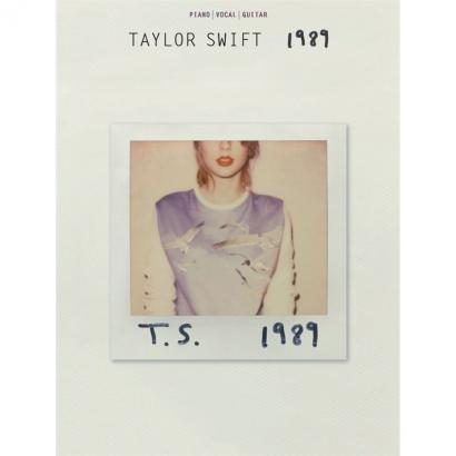 Wise Publications - Taylor Swift - 1989