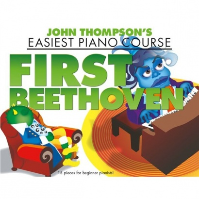 Willis Music - Easiest Piano Course - First Beethoven