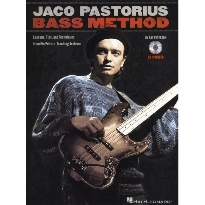 Hal Leonard - Ray Peterson - Jaco Pastorius Bass Method Jaco Pastorius Bass Method
