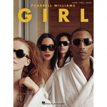 Hal Leonard - Pharrell Williams - Girl Girl