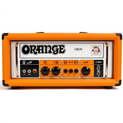 Orange OR50 50 W EL34 Pics Only Gitarrenverstärker