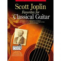 Wise Publications - Scott Joplin - Favorites for Classical Guitar