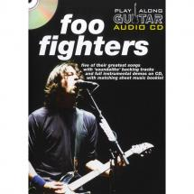 Wise Publications - Play Along Guitar -  Foo Fighters