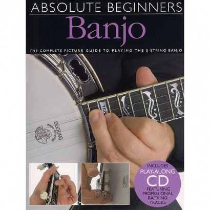 MusicSales - Absolute Beginners - Banjo
