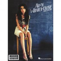 Hal Leonard - Amy Winehouse - Back to Black