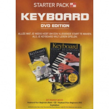 MusicSales In A Box Starter Pack: Keyboard (DVD Edition)