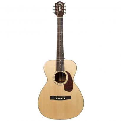 Guild M-140E Natural Westerly Westerngitarre mit Tonabnehmer