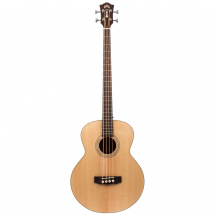 Guild B-140E Natural Westerly Akustikbass mit Tonabnehmer
