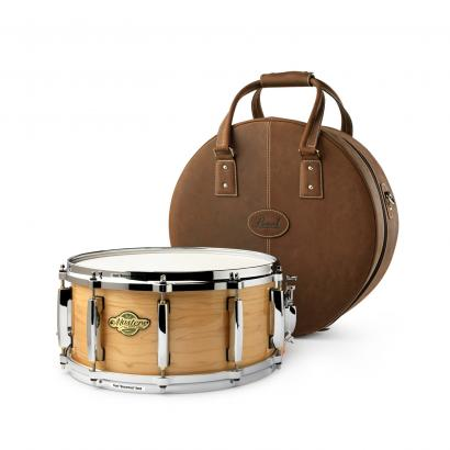 """Pearl MCM1465S/C102 One Piece Maple Solid Snaredrum 14 x 6,5"""""""