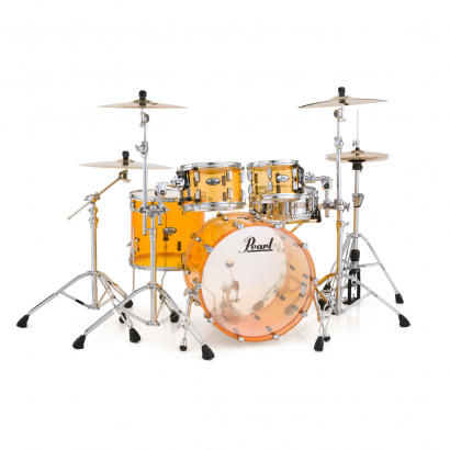 Pearl CRB504P/C732 Crystal Beat Acrylic Tangerine Glass, Fusion