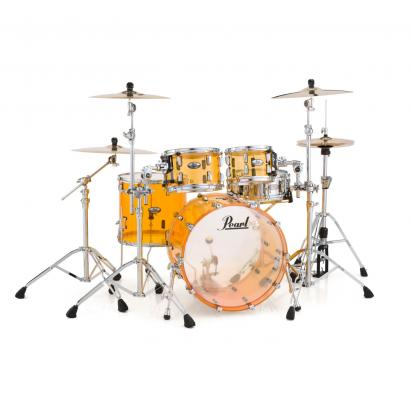 Pearl CRB524P/C732 Crystal Beat Acrylic Tangerine Glass, Rock