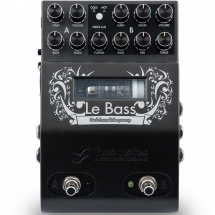 Two Notes Le Bass Dual Channel Tube Preamp
