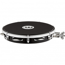Meinl PA10A-BK-NH-H Traditional ABS Pandeiro