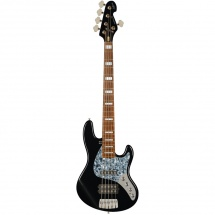 Sandberg California TM5 Supreme Highgloss Black 5-saitig