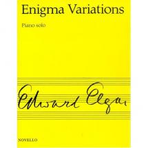 Novello & Co Ltd. - Edward Elgar - Enigma Variations Op. 36